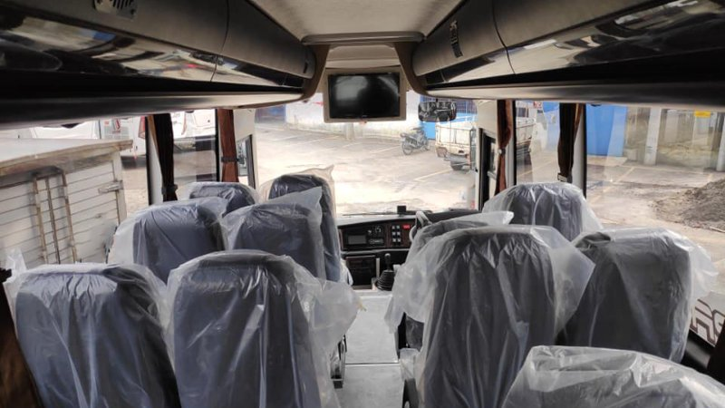 saturental - foto medium bus pariwisata masterpiece interior dalam 31s 35 seats b