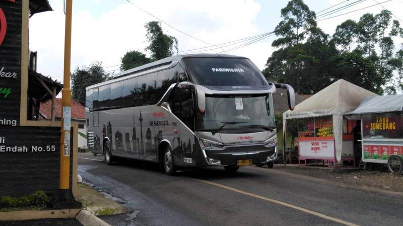 saturental - foto big bus pariwisata citymiles shd hdd terbaru 47s 59 seats d