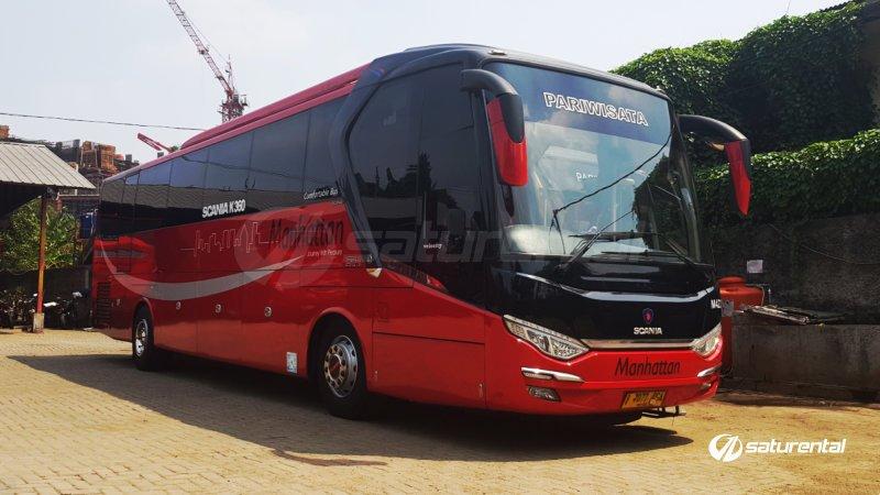 saturental - foto big bus pariwisata manhattan 47 58 seats new a