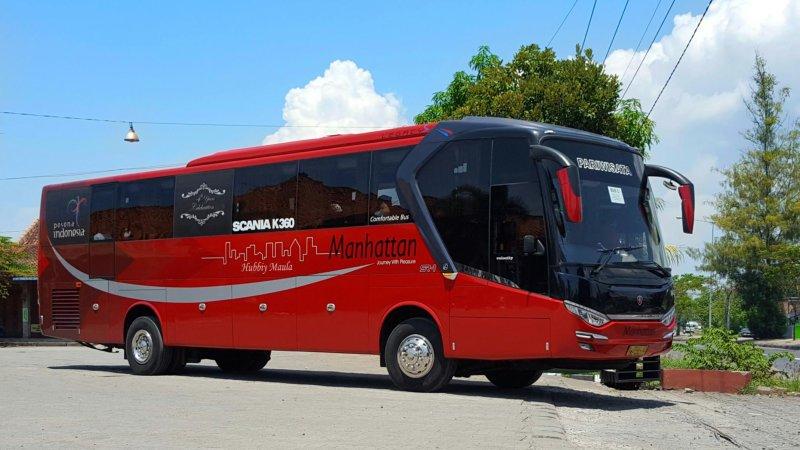 saturental - foto big bus pariwisata manhattan 47 58 seats new b