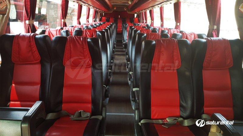 saturental - foto big bus pariwisata manhattan interior dalam 47 58 seats new a