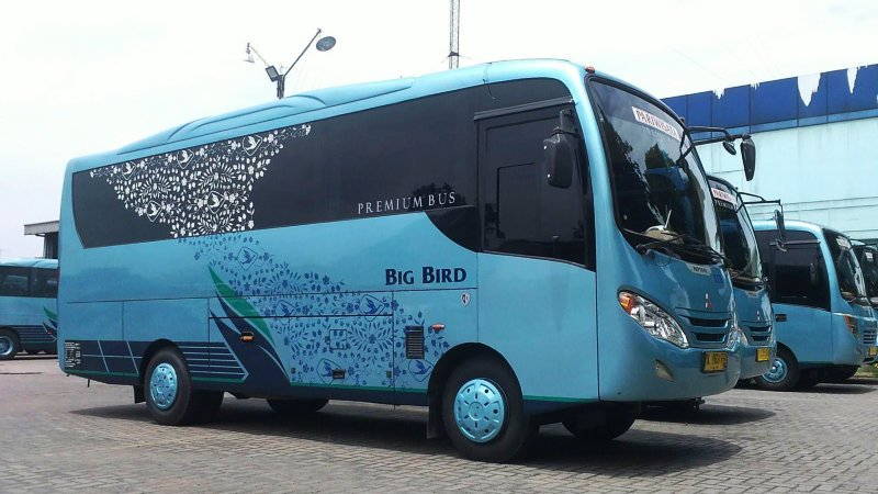 saturental - sewa bus pariwisata luxury bigbird premium b