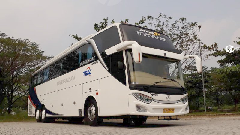 saturental - sewa bus pariwisata luxury trac astra a