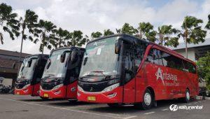 Bus Pariwisata Antavaya